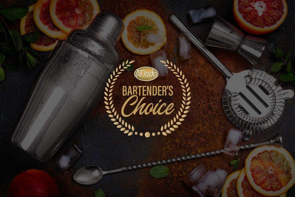 Modo Bartender's Choice alkaa!