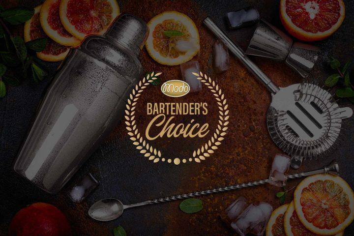 Modo Bartender's Choice tuo baarimikkojen suosikkireseptit parrasvaloihin